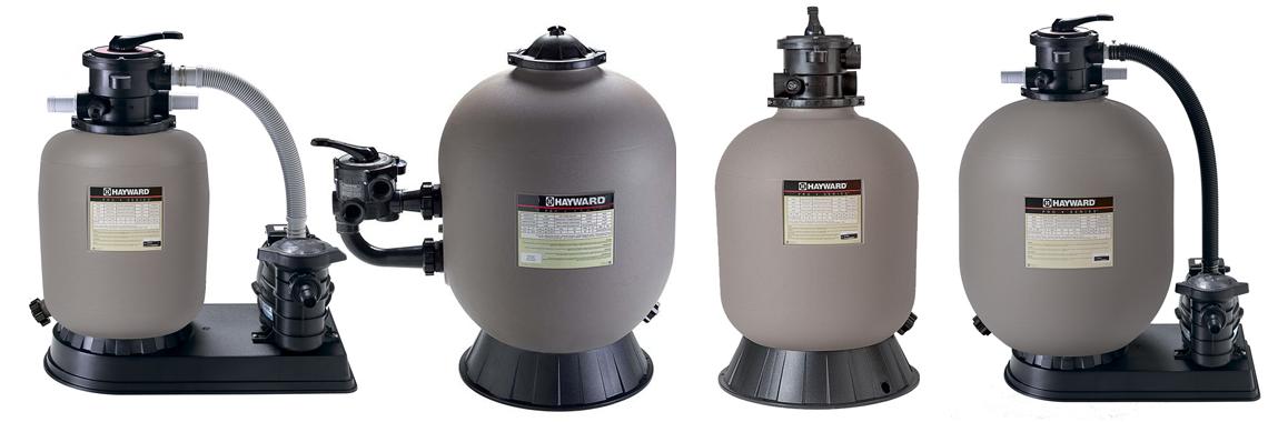 Фильтры и фильтрующие установки для бассейнов