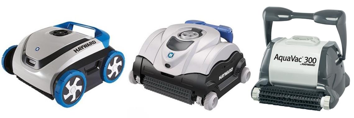 Роботы пылесосы для бассейнов